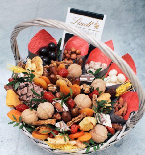 Подарочный набор из орехов «Ассорти»