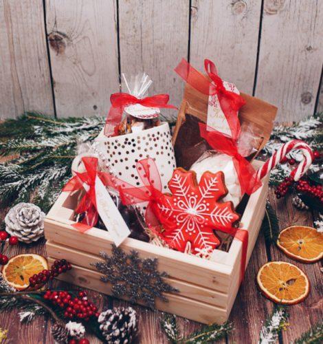 Подарочный набор «Рождественский подарок»