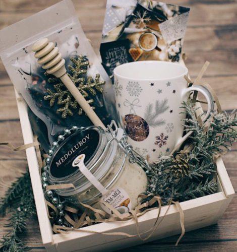 Подарочный набор «Снежный вальс»