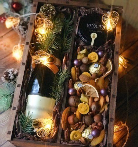 Подарочный набор «Новогодний хоровод»