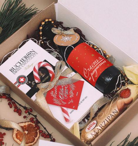 Подарочный набор «Новогодний комплимент»